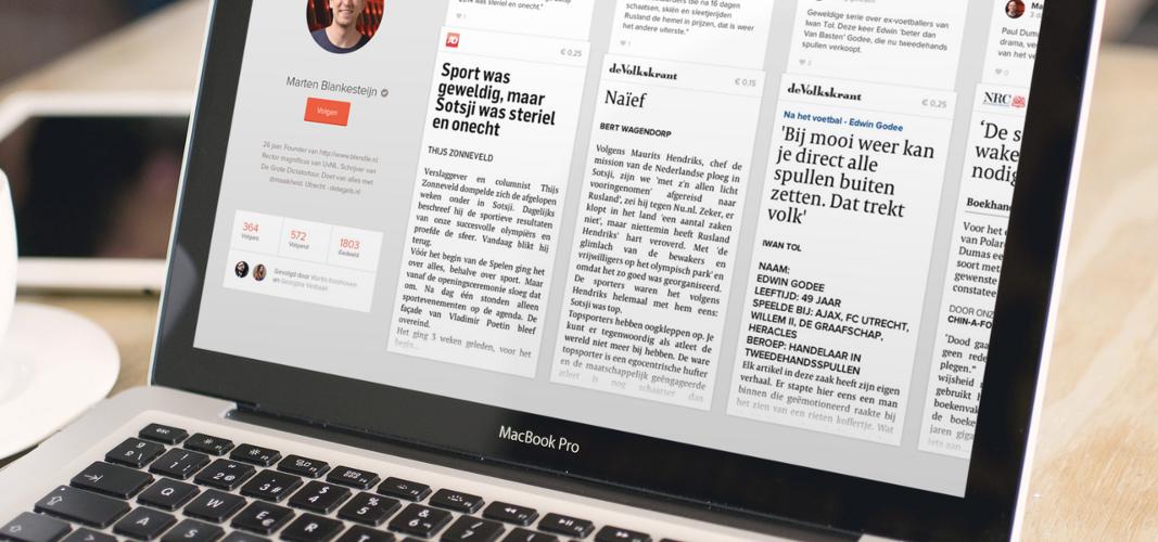 Content-Unbundling MediaPunk