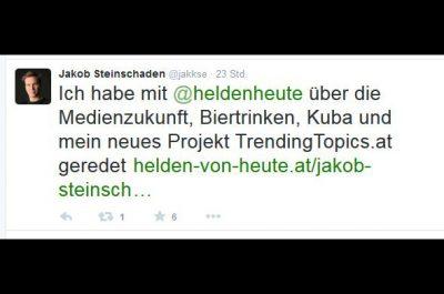 Jakob Steinschaden TrendingTopics.at