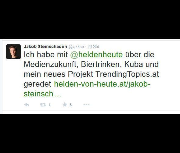 Jakob Steinschaden TrendingTopics.at