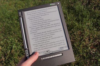 Die Zeit des E-Books ist nicht vorbei