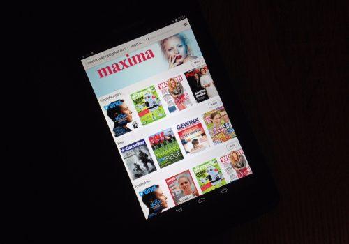 read.it will Spotify für Magazine sein