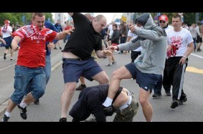 Hooligans und die Demokratisierung von Events