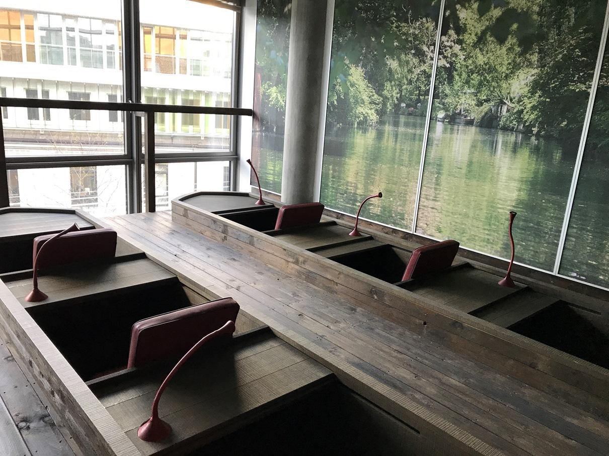 Einblick ins Google Office Hamburg - MediaPunk.org - Blog & Beratung