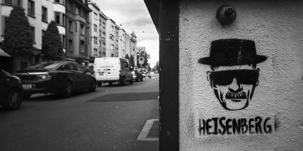 Das Heisenberg'sche Kommunikationsgesetz