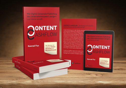 Content & Cashflow - das Buch von MediaPunk.org
